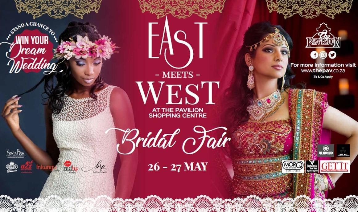East meets West – Pavilion Bridal Fair