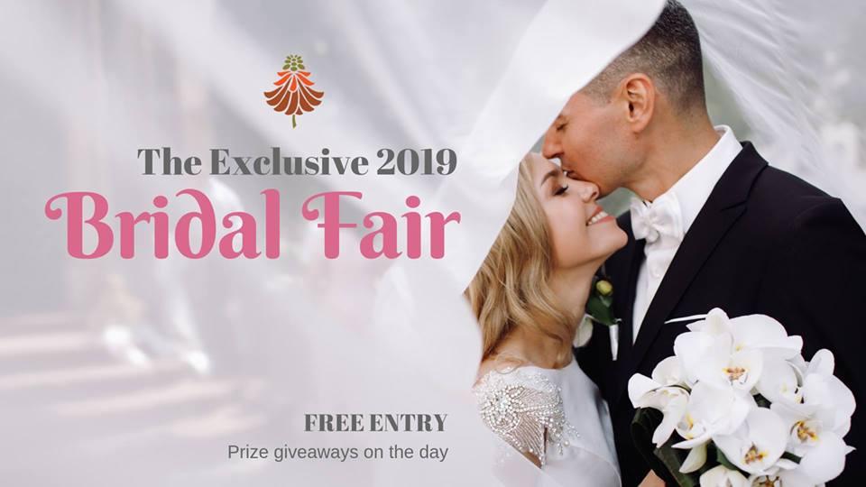 The Exclusive Bridal Fair 2019
